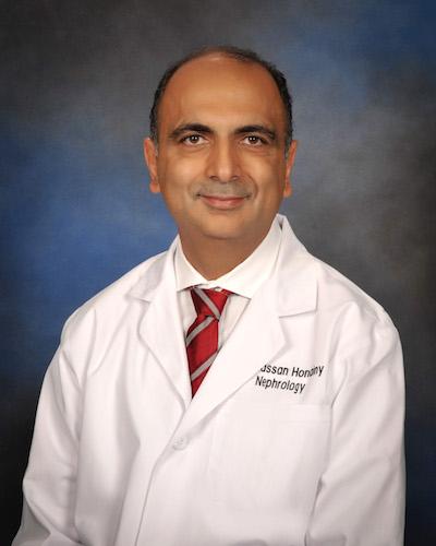 Hassan Honainy MD Jackson River Nephrology